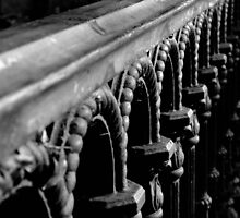The  Railing  by Jeff Stroud