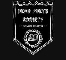 Society Crest (Black) Unisex T-Shirt
