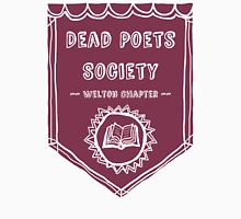 Society Crest (Burgundy) T-Shirt