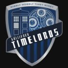 Gallifrey Timelords by rexraygun