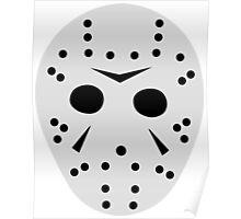 Hockey Mask Poster