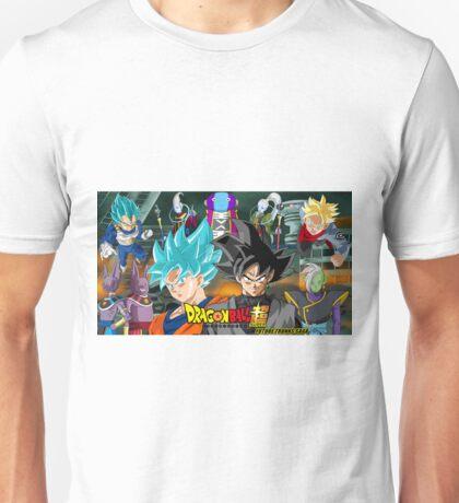 Dragon Ball Super Future Trunks Saga Unisex T-Shirt