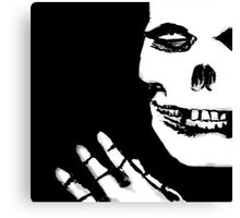 Misfits Ghoul Canvas Print