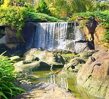 Waterfall by Jerand