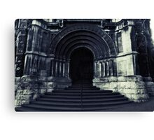 Gateway Canvas Print