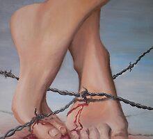 wire by anastassia matsievskaia