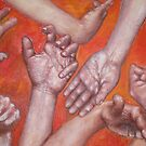 hands by anastassia matsievskaia
