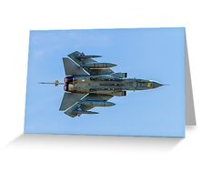 Tornado GR.4 ZG754/130 role demo Greeting Card
