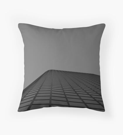 Looking Up v7 - Melbourne CBD Throw Pillow