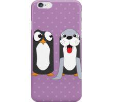Seal Costume Penguin iPhone Case/Skin
