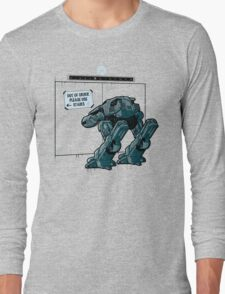 Now What? Long Sleeve T-Shirt