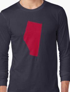 Canada Alberta Long Sleeve T-Shirt