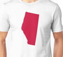 Canada Alberta Unisex T-Shirt