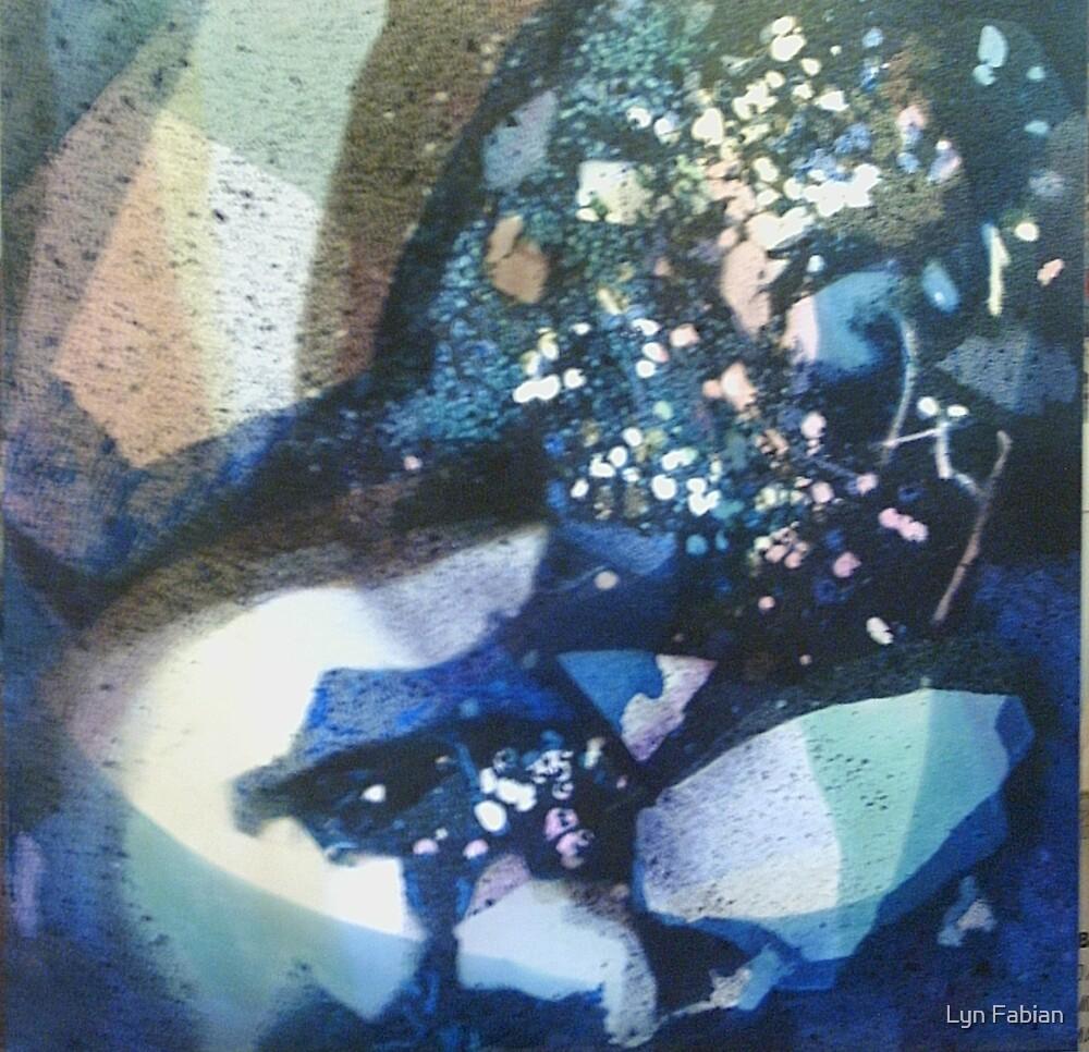 Blue Space by Lyn Fabian