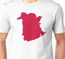Canada Brunswick Unisex T-Shirt
