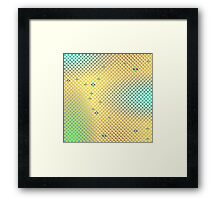 Hubble Framed Print