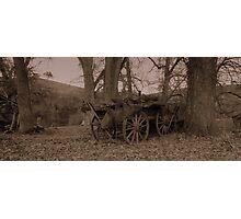 Wagon 1 Photographic Print