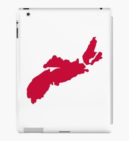 Canada Nova Scotia iPad Case/Skin
