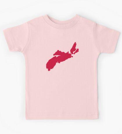 Canada Nova Scotia Kids Tee