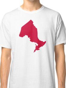 Canada Ontario Classic T-Shirt