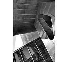 Museum shapes Photographic Print