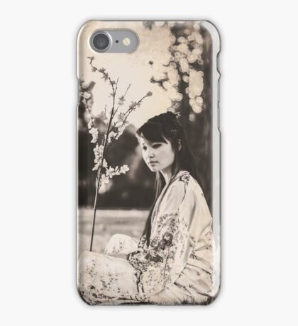 Reminiscence (Oriental Folklores #5.5) iPhone Case/Skin