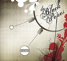 black popes cd cover by Tane