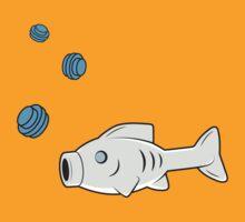Brickfish by futuristicvlad