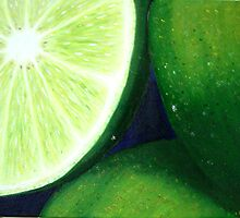 LIMES by juliecat