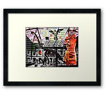 Giraffatitan in the Berlin Framed Print