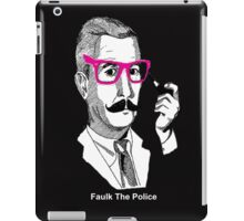 Faulk The Police iPad Case/Skin