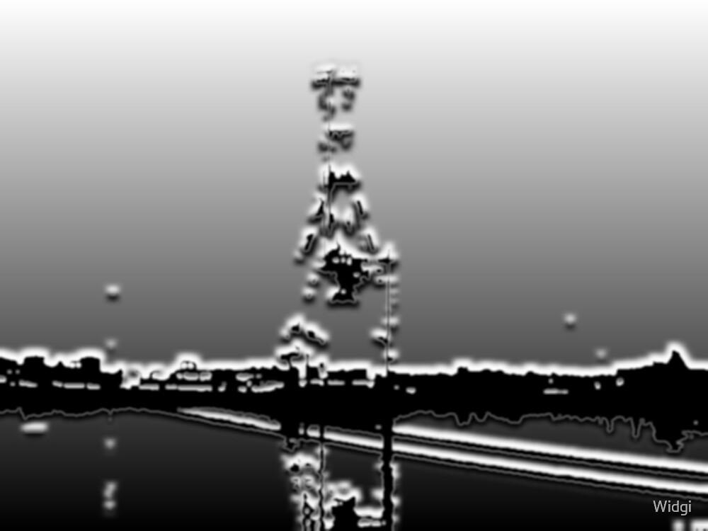 dock crane by Widgi