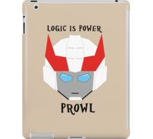 Prowl iPad Case/Skin