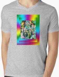 Ganesh 2 Mens V-Neck T-Shirt