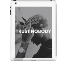 "Tupac ""Trust Nobody"" Tumblr  iPad Case/Skin"