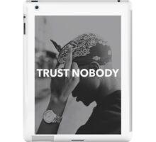 "Tupac ""Trust Nobody"" Tumblr  iPad Case/Skin"