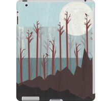 October iPad Case/Skin