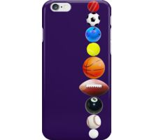 Sports Solar System iPhone Case/Skin
