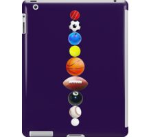 Sports Solar System iPad Case/Skin