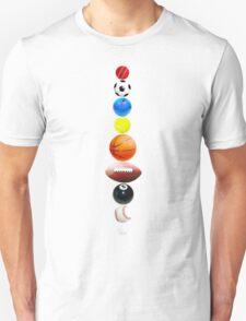 Sports Solar System T-Shirt