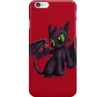 Lil Toothless iPhone Case/Skin