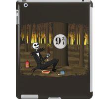 Nightmare Before Hogsmeade iPad Case/Skin