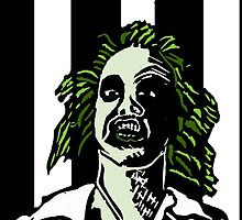 Beetlejuice by billyfalcon