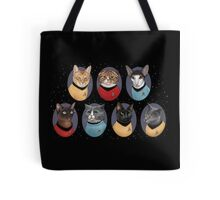Star Trekitties Tote Bag