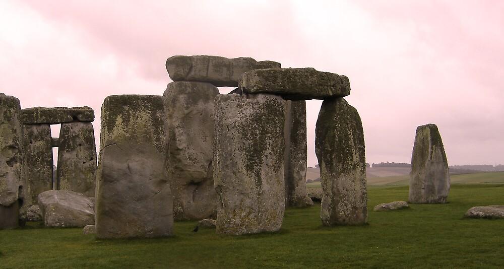 Stonehenge by Marilyn Brown