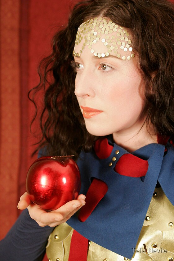 Joan and the Apple by Telia Nevile