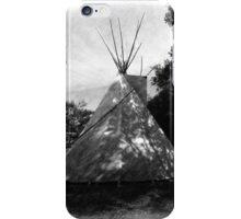 Teepee iPhone Case/Skin