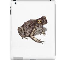 Toad iPad Case/Skin