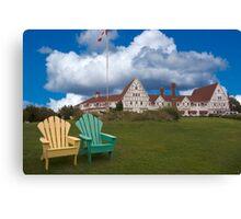Keltic Lodge, Cape Breton, NS Canvas Print