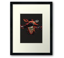 Five nights at Freddy's 2: Foxy Framed Print
